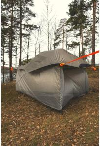 Tentsile Small Double-Bubble Insect Mesh, Nocolour, OneSize