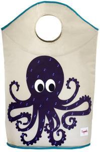 3 Sprouts Skittentøyskurv, Octopus