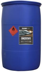 Cleanline Spylevæske konsentrat 200 L