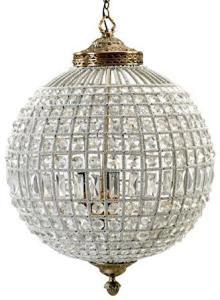 Nordal Crystal lamp taklampe - Large