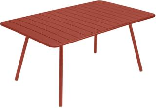 Fermob-Luxembourg Table 165x100 cm, Red Ochre