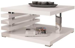 Kyoto Sofabord 60x60 cm - Hvit