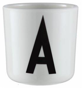 Arne Jacobsen Melamin Krus Designletters