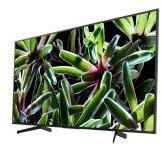 Sony KD-43XG7005 - 43 Klasse (42.5 synlig) - BRAVIA XG70 Series LED TV - Smart TV - 4K UHD (2160p) 3840 x 2160 - HDR - kantbelyst - svart