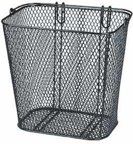 Unix Algiso Rear Wheel Basket black  2020 Sykkelkurver til bagasjebrett