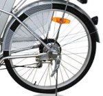 0 Bakhjul m/motor til Move el sykkel