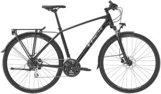 Trek Dual Sport 2 Equipped, hybridsykkel Trek Black XL 2020