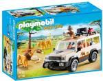 Safari-jeep med vinsj, Playmobil (6798) Inget (Storm)