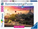 Hot Air Baloons over Myanmar 1000 biter Ravensburger Puzzle Puslespill