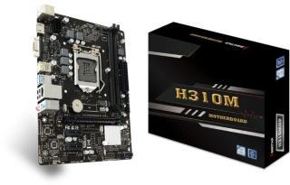 BIOSTAR H310MHP, Intel H310, LGA 1151, DDR4 (H310MHP)