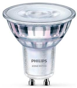 PHILIPS SCENESWITCH GU10/50W LED LYSPÆRE