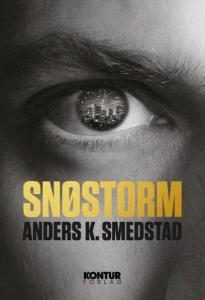 Snøstorm Anders K. Smedstad {TYPE#Innbundet}