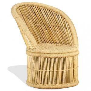 Stol i bambus 60x61x82 cm