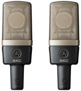 Lewitt LCT 640 kondensatormikrofon Omni, kardioide og 8 tall