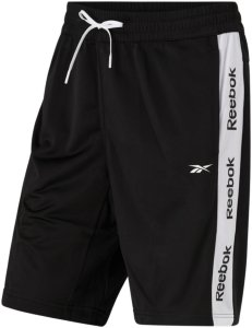 Reebok Performance Treningsshorts TE Linear Logo Short Men Black
