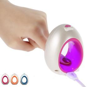 SUNUV LED lampe 3 Watt - Gellack /Hybridlakk