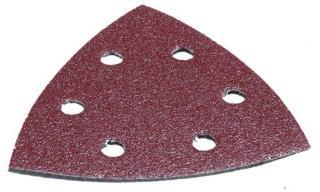 Sandpapir til deltaslipere 93x93 mm P180 10 stk