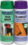 Nikwax Tech Wash + TX.Direct Wash-In 2 x 300 ml  2019 Tekstilpleie
