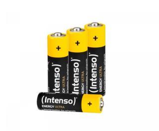 Intenso AA Batterier - 4 Pakke