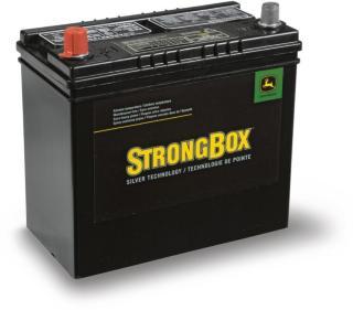 John Deere Batteri 12V 47Ah
