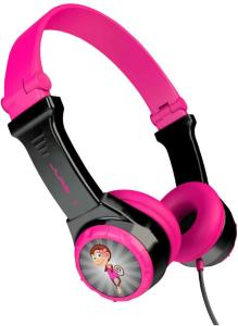 JLAB AUDIO JBUDDIES FOLDING BARNEHODETELEFONER ROSA