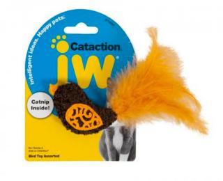 Jw Cataction fugl med fjær