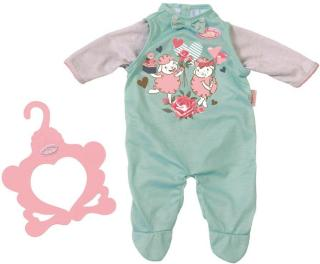 Baby Annabell Romper 43 cm - grønn sparkedress til dukke