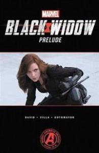 Marvel's Black Widow Prelude MARVEL COMICS