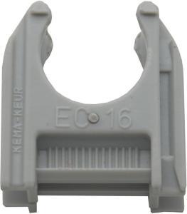 Castor EC-20 rørfeste/ rørclips (8stk) (151563-8pk)