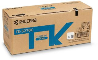 KYOCERA TK-5270C M6230  Cyan Toner 6K (1T02TVCNL0)