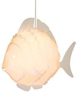 Sjarmerende FISK barneroms hengelampe | Lampegiganten.no