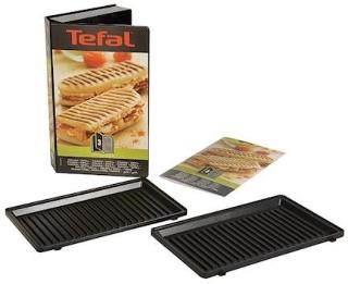 Tefal Paniniplater til Snack Collection Toastjern