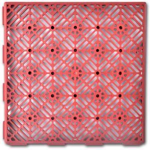 vidaXL Hage Fliser Plast Gulvfilser 29 x 29 cm 24 stk