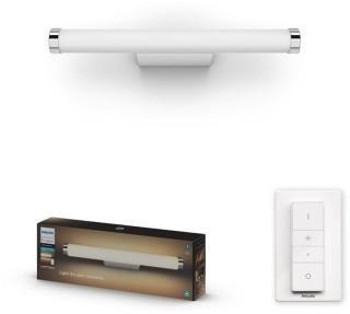 Philips Hue Adore Vegglampe til badet - BT - Hvit 915005920101