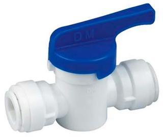 Hurtigkobling ventil / Kran 3/8